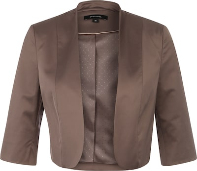COMMA Kurzer Blazer in Glanz-Optik