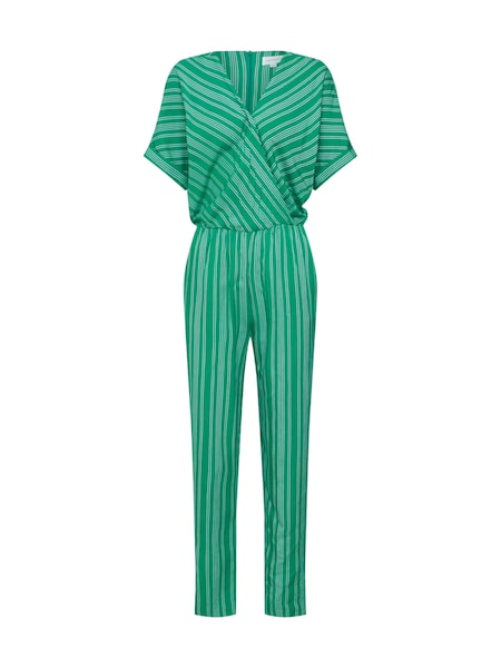 Hosen für Frauen - Overall 'RABELLA PAIR OF STRIPES' › ARMEDANGELS › grün  - Onlineshop ABOUT YOU