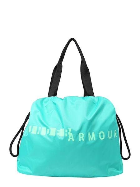Sporttaschen für Frauen - UNDER ARMOUR Sport Tasche 'Favorite Graphic' mint  - Onlineshop ABOUT YOU