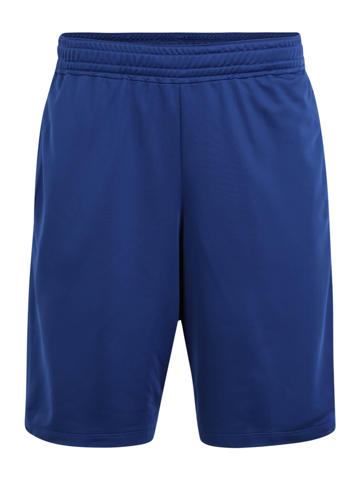UNDER ARMOUR Sportinės kelnės 'MK1 Graphic' juoda / mėlyna
