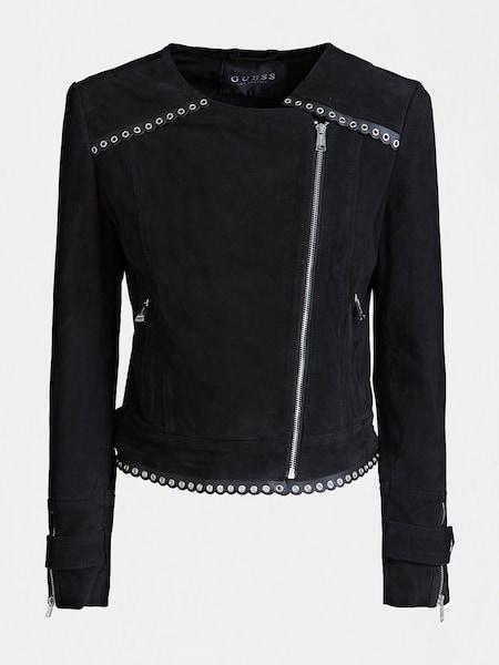 Jacken für Frauen - GUESS Jacke schwarz  - Onlineshop ABOUT YOU