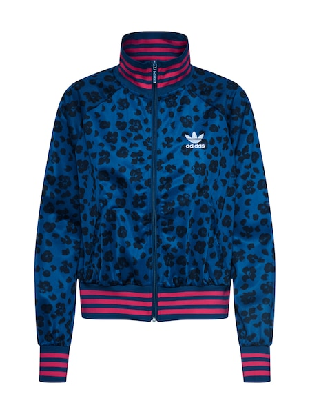 Jacken - Jacke 'AOP TRACKTOP' › ADIDAS ORIGINALS › himmelblau  - Onlineshop ABOUT YOU