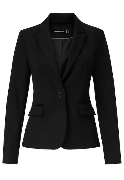 Jacken für Frauen - HALLHUBER Blazer schwarz  - Onlineshop ABOUT YOU