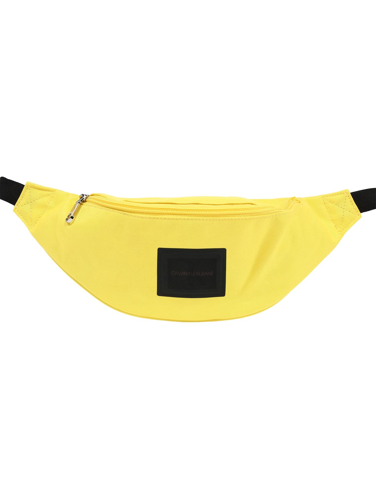 Calvin Klein Jeans Ledvinka 'Sport Essentials Streetpack'  žlutá