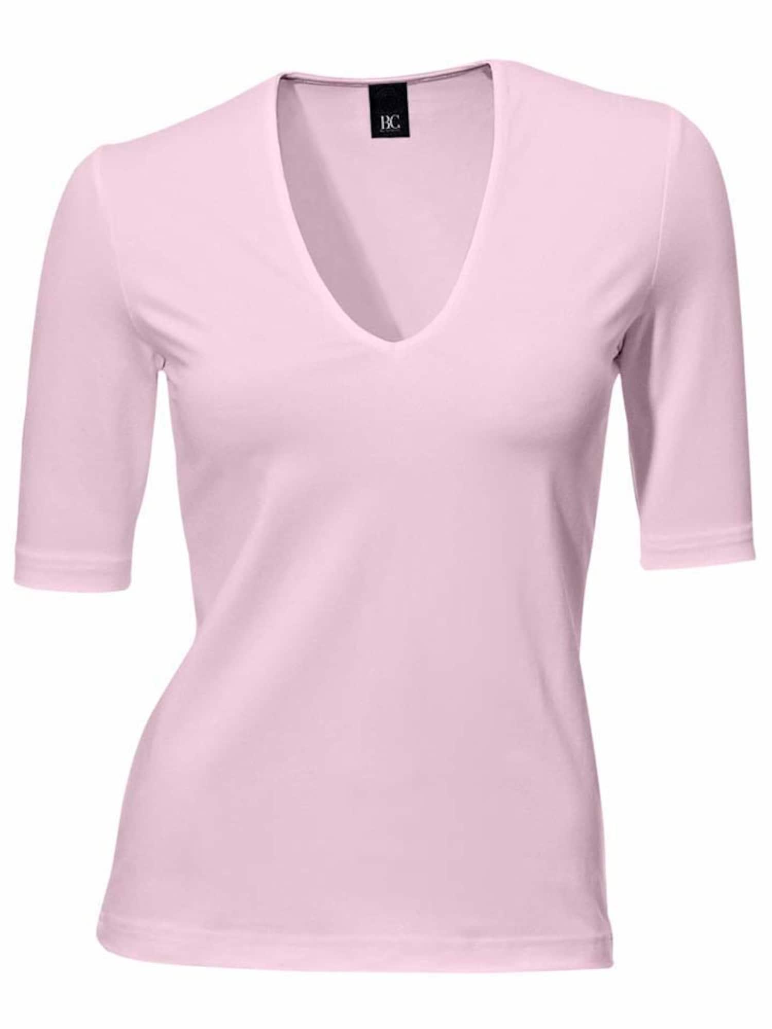 Ashley Brooke by heine Marškinėliai rožinė