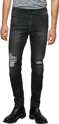 Calvin Klein Jeans Skinny-Jeans mit Used-Details