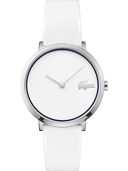 Uhren für Frauen - LACOSTE Uhr 'Moon Gold' silber weiß  - Onlineshop ABOUT YOU
