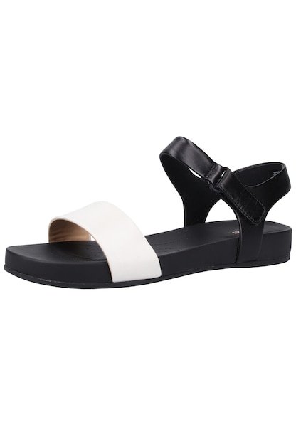 Sandalen für Frauen - CLARKS Sandale schwarz weiß  - Onlineshop ABOUT YOU