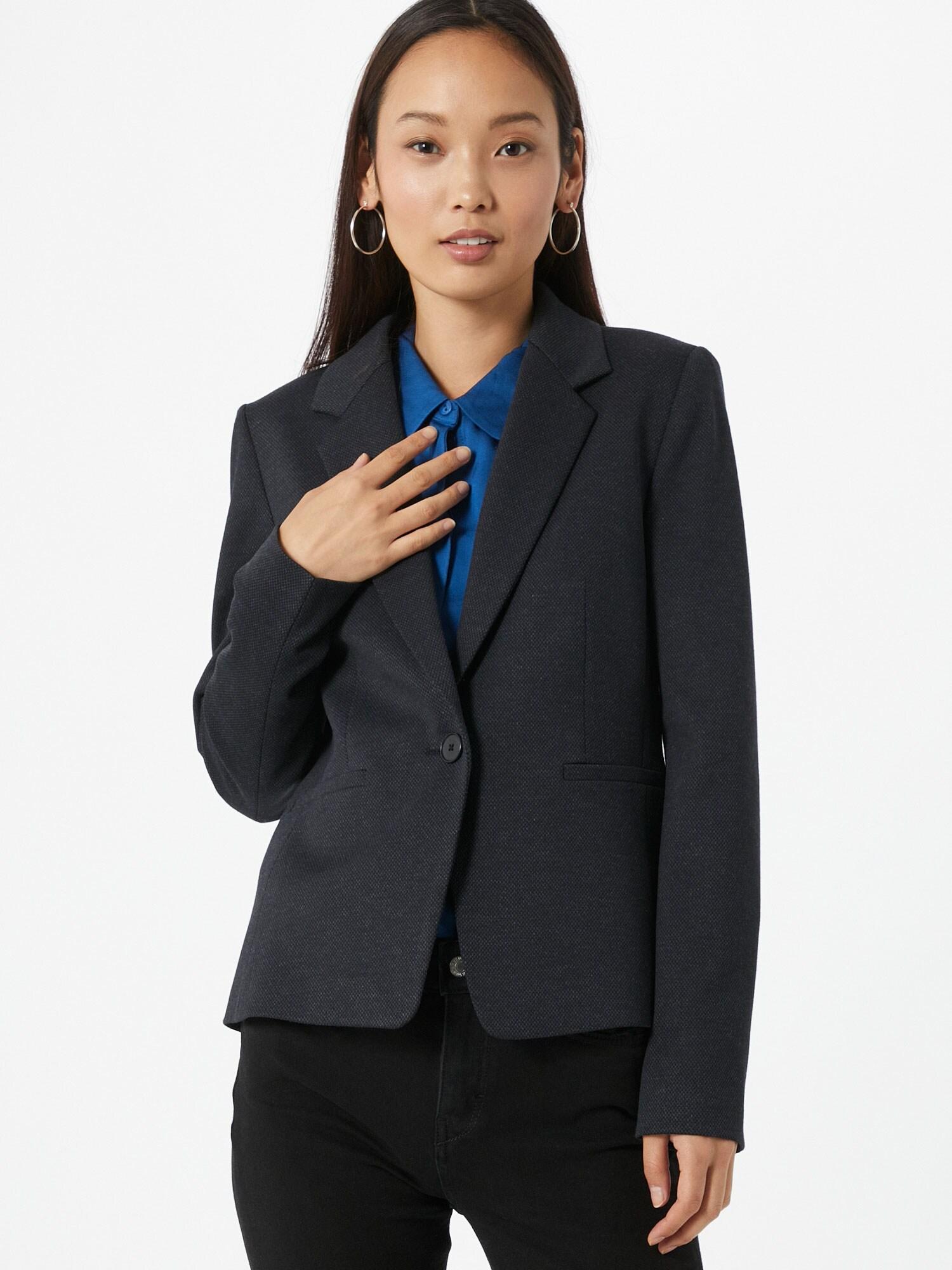 DRYKORN Kavaj 'Selsey'  nattblå