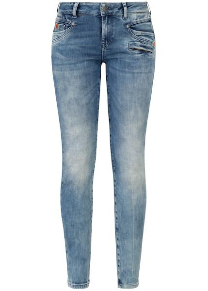 Hosen - Jeans 'Suzy' › Miracle of Denim › blue denim  - Onlineshop ABOUT YOU
