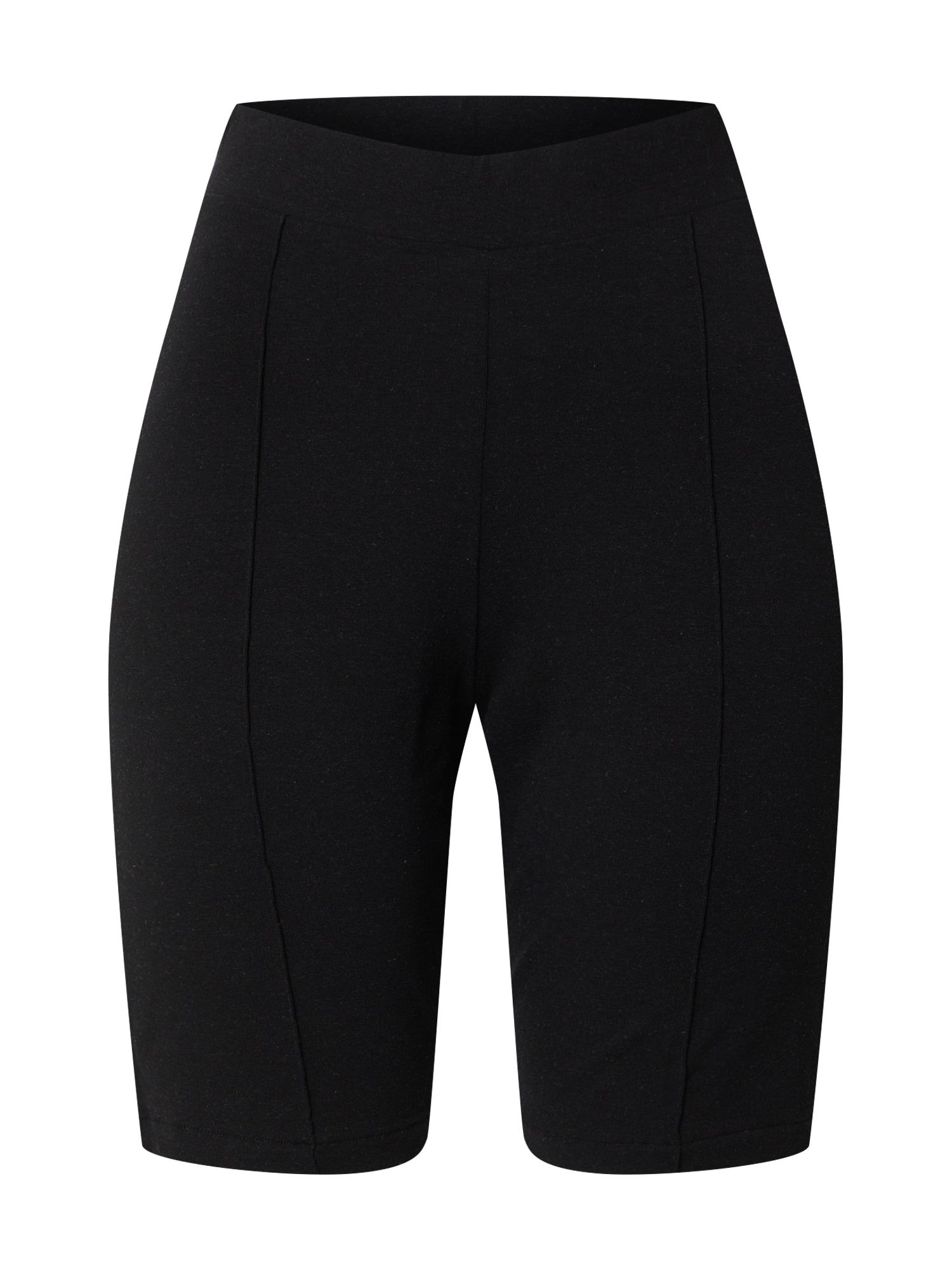 NU-IN Kalhoty  černá