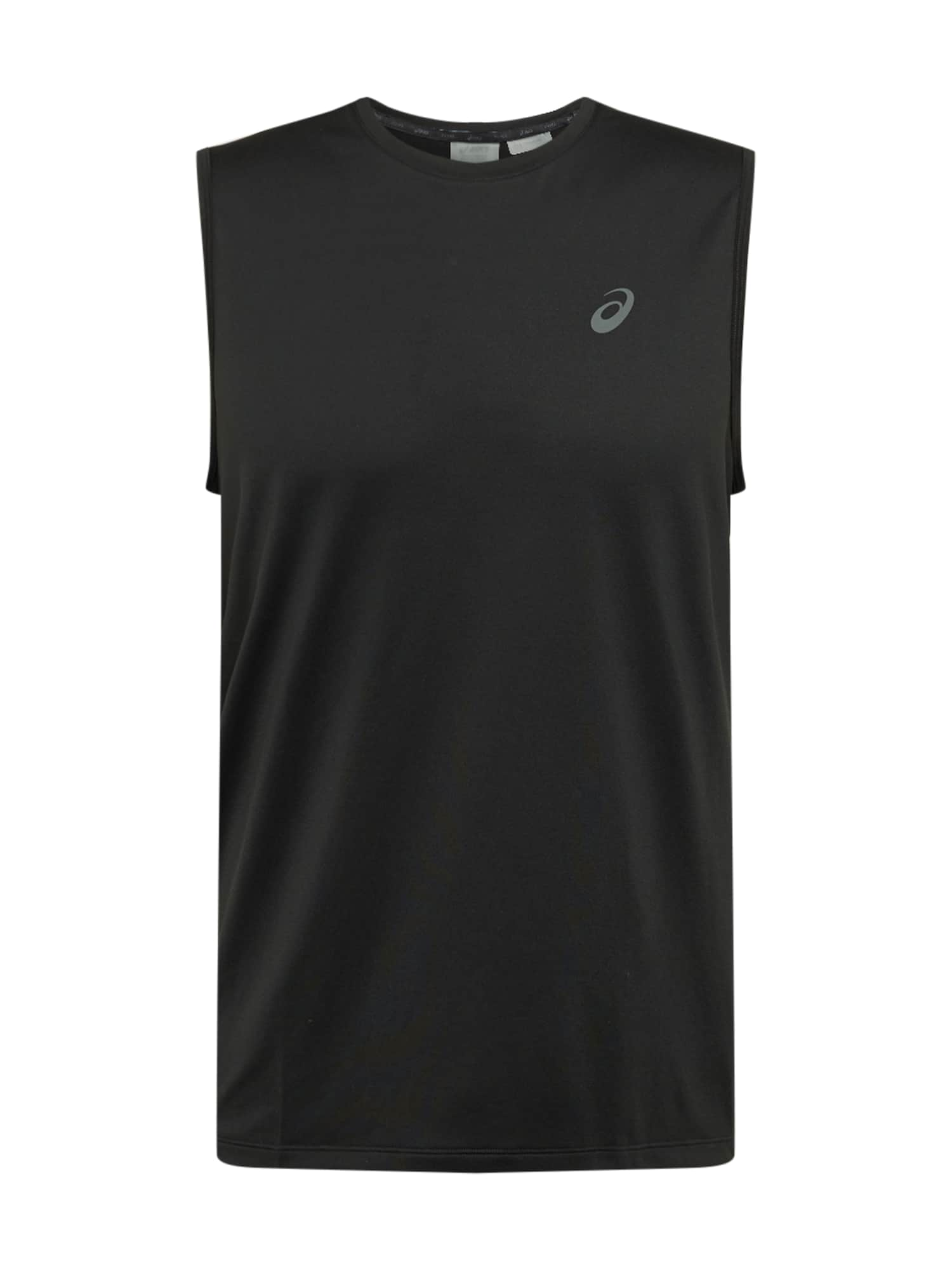 ASICS Funkčné tričko 'Race'  čierna