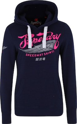 Superdry Hoodie 'Speed Saints'