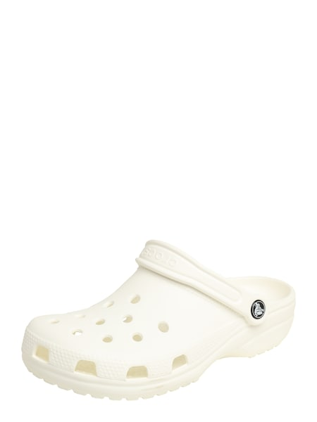 Clogs für Frauen - Crocs Clogs 'Classic W' weiß  - Onlineshop ABOUT YOU