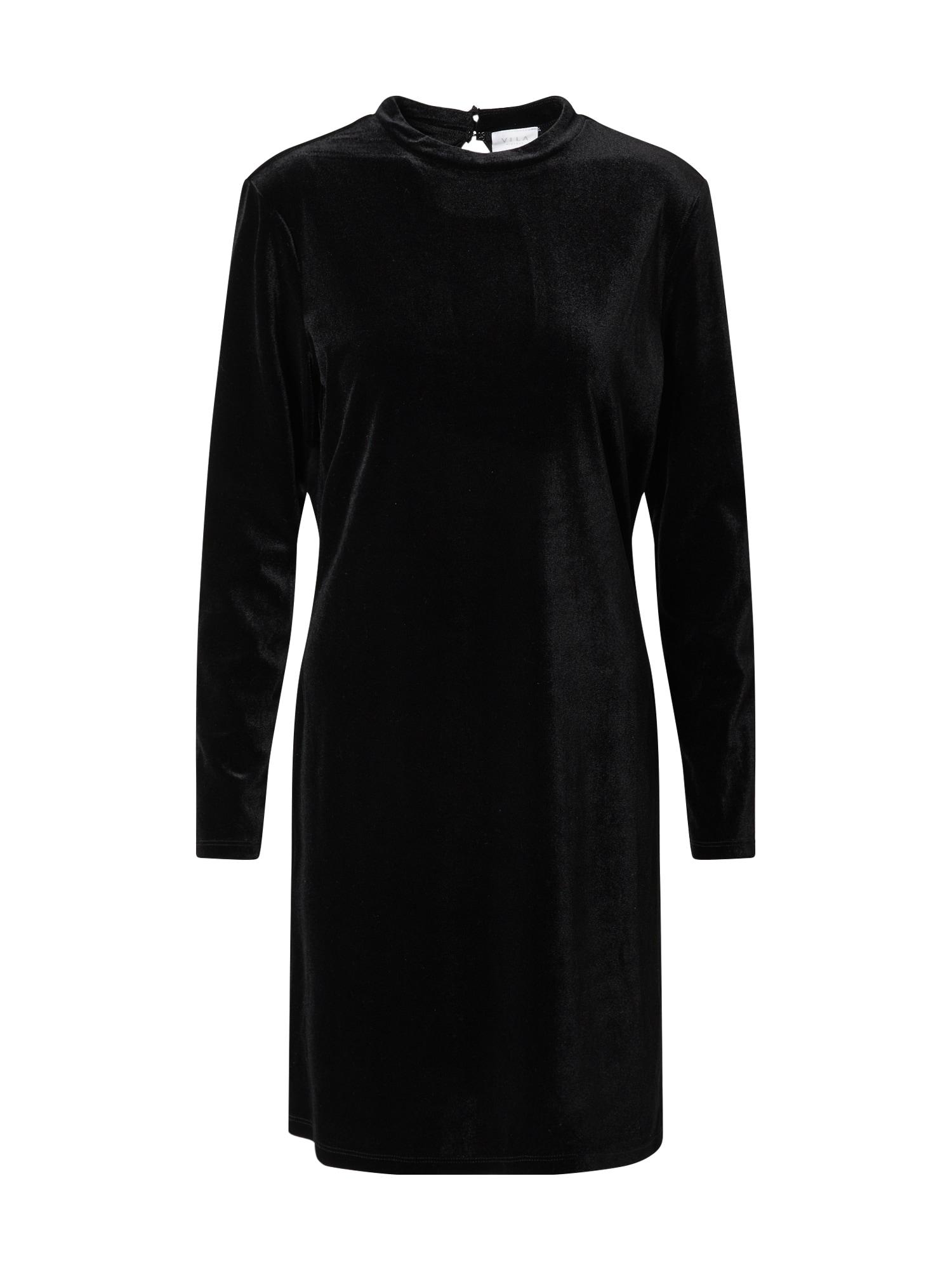 VILA Šaty 'Elle'  černá