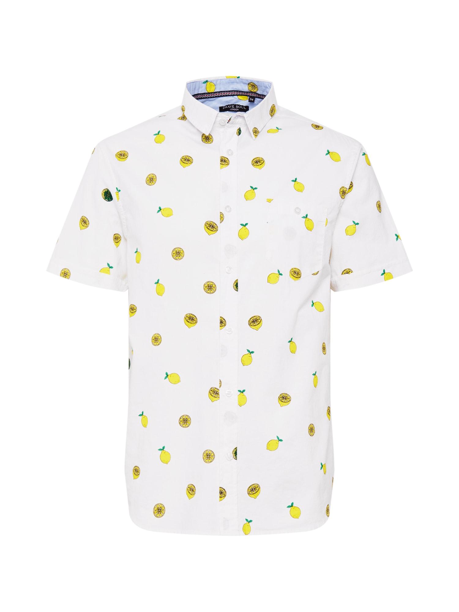 Košile mix barev bílá BRAVE SOUL