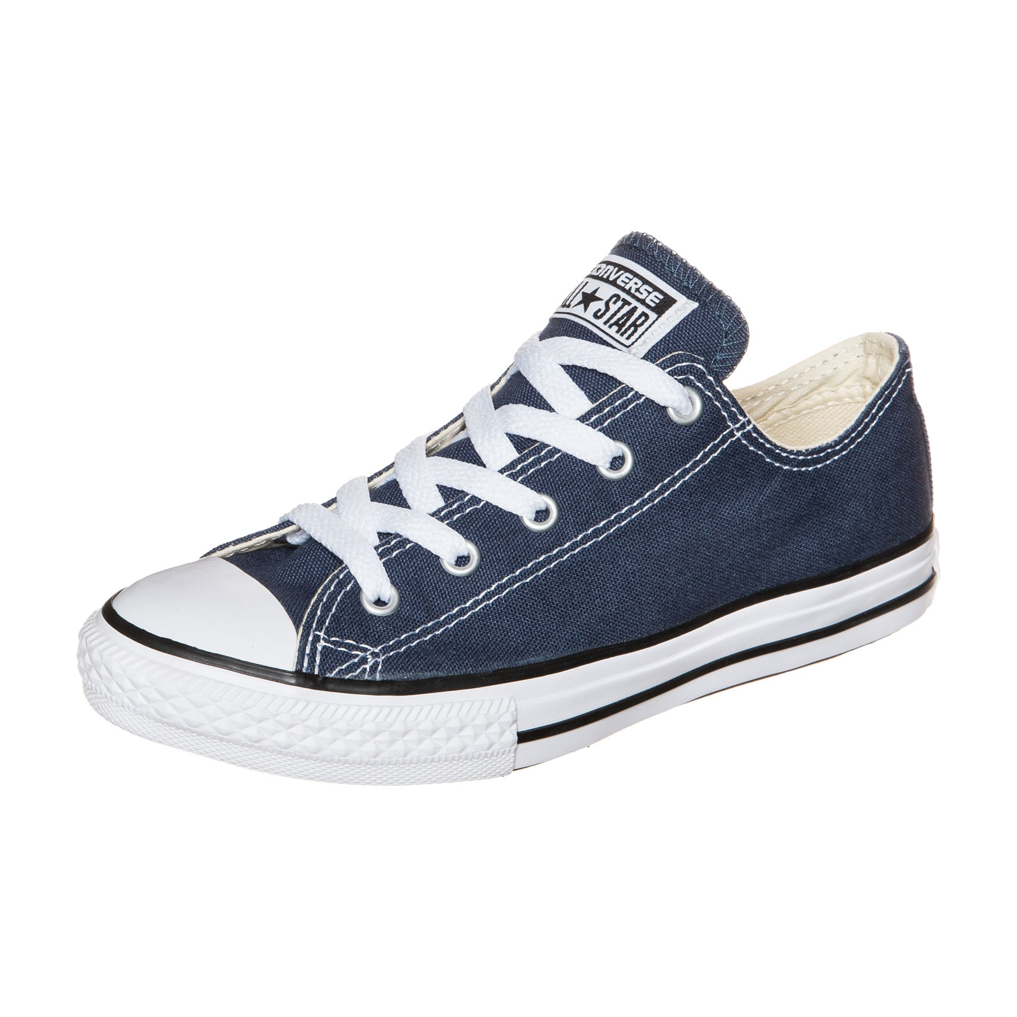 CONVERSE Tenisky 'AllStar'  biela / námornícka modrá
