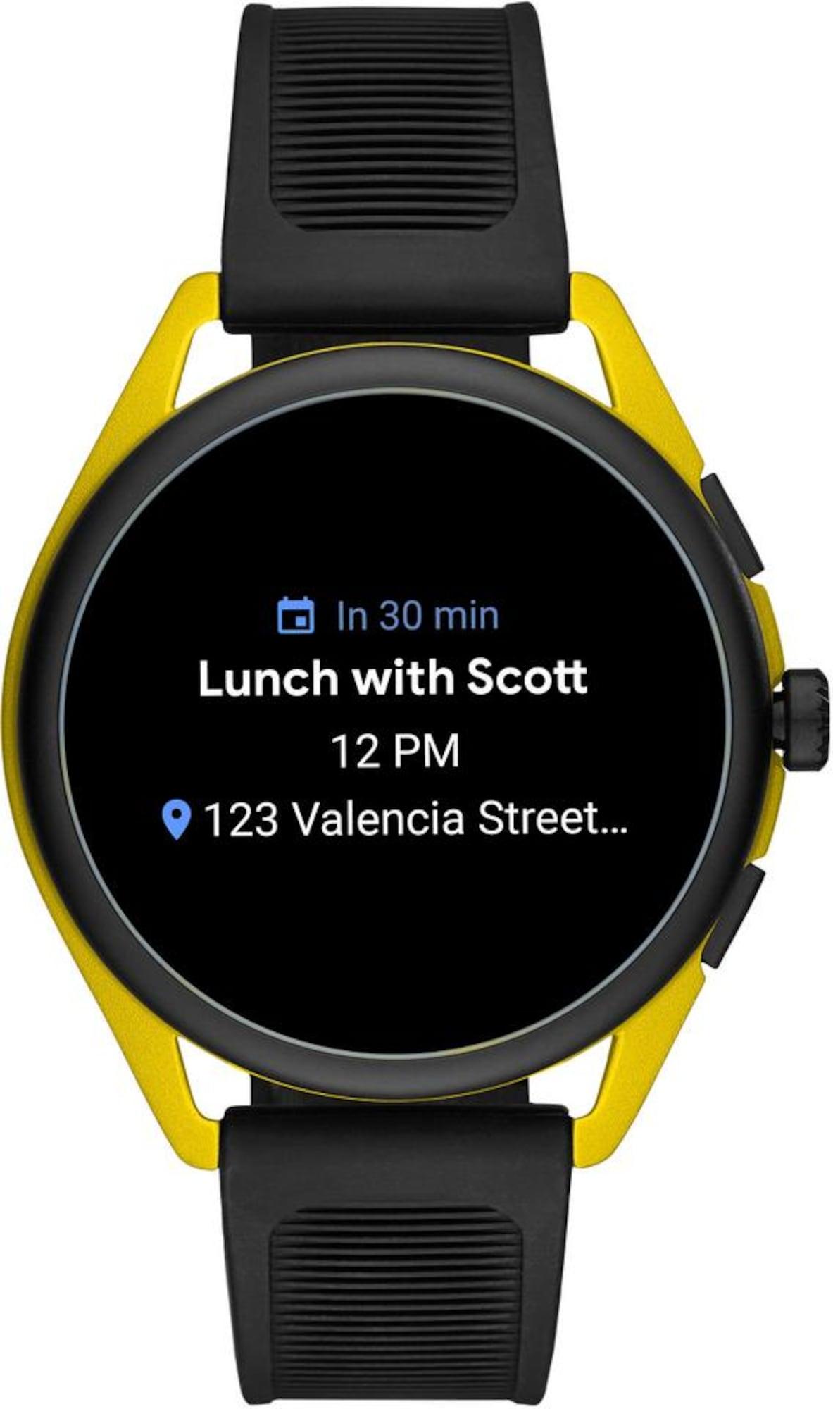 Smartwatch   Uhren > Smartwatches   Emporio Armani Connected