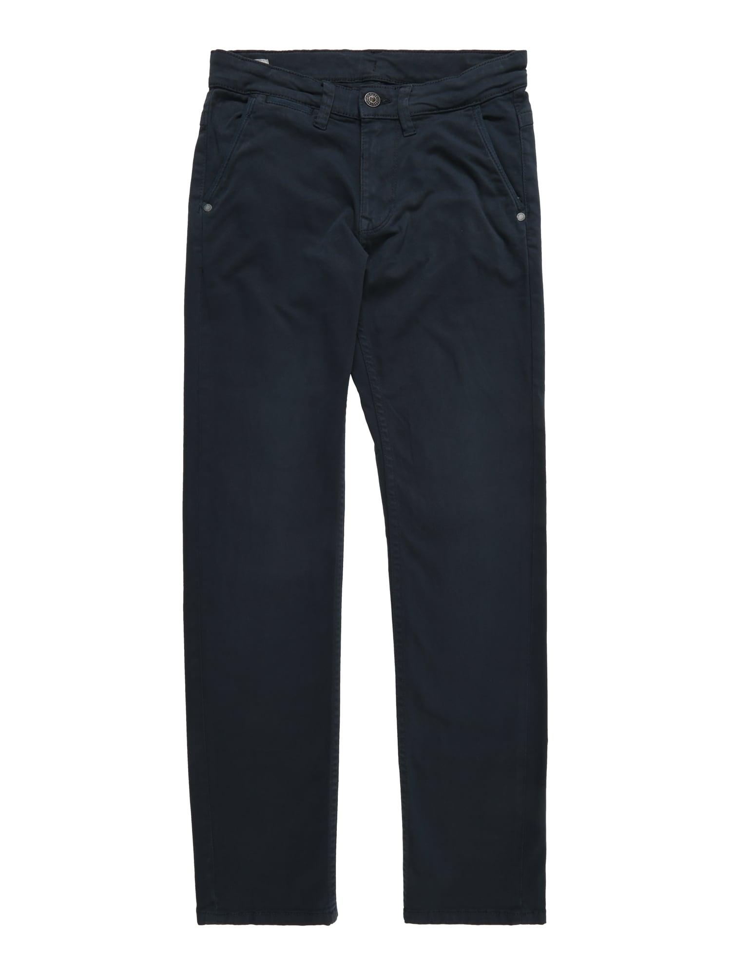 Kalhoty BLUEBURN námořnická modř Pepe Jeans