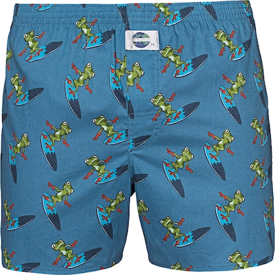 D.E.A.L International Boxershorts 'Surf Frog'