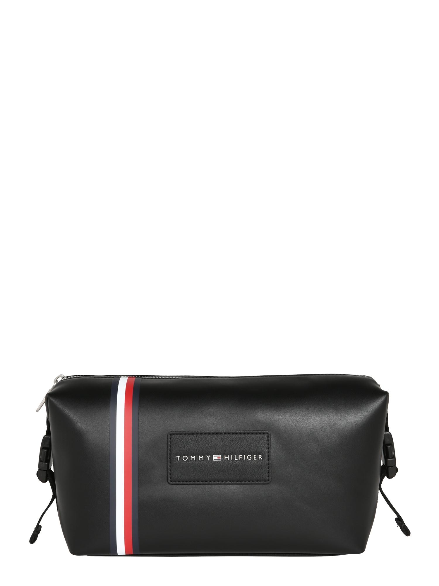 TOMMY HILFIGER Hygienická taška 'METROPOLITAN'  čierna