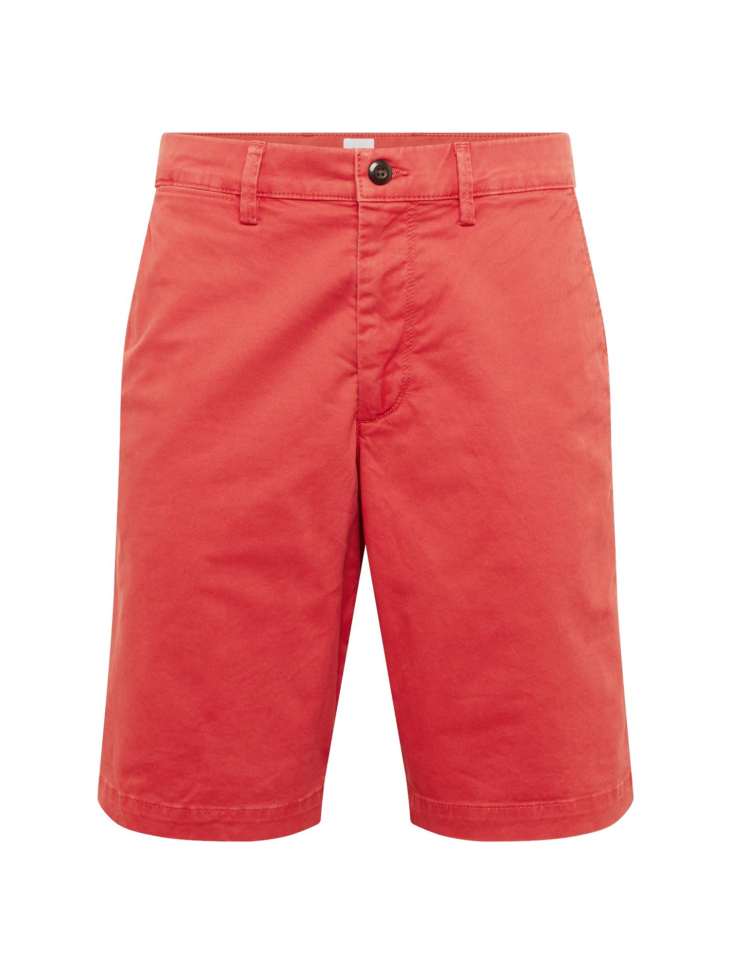 """GAP """"Chino"""" stiliaus kelnės raudona"""
