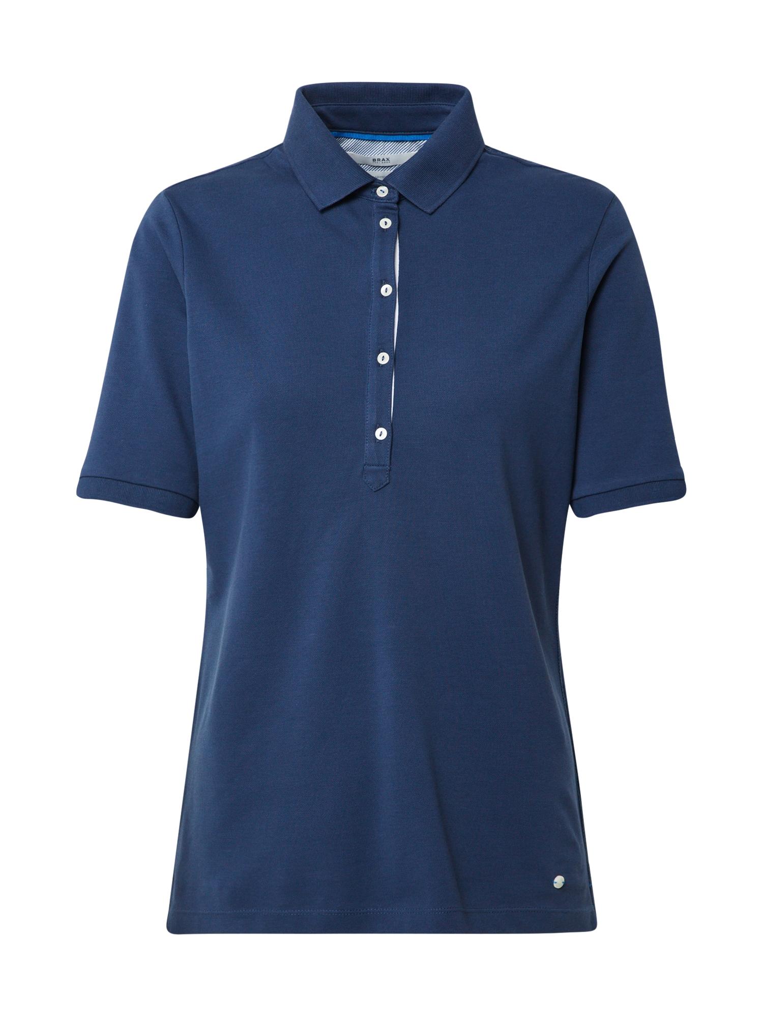 BRAX Marškinėliai 'CLEO' tamsiai mėlyna