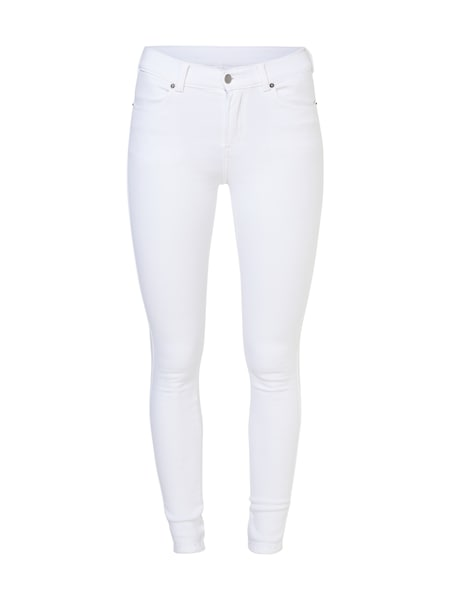 Hosen - 'Lexy' Skinny Jeans › Dr. Denim › weiß  - Onlineshop ABOUT YOU