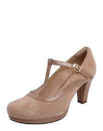 Clarks Damen Pumps mit Lackriemchen Chorus Pitch  | 05050408399249