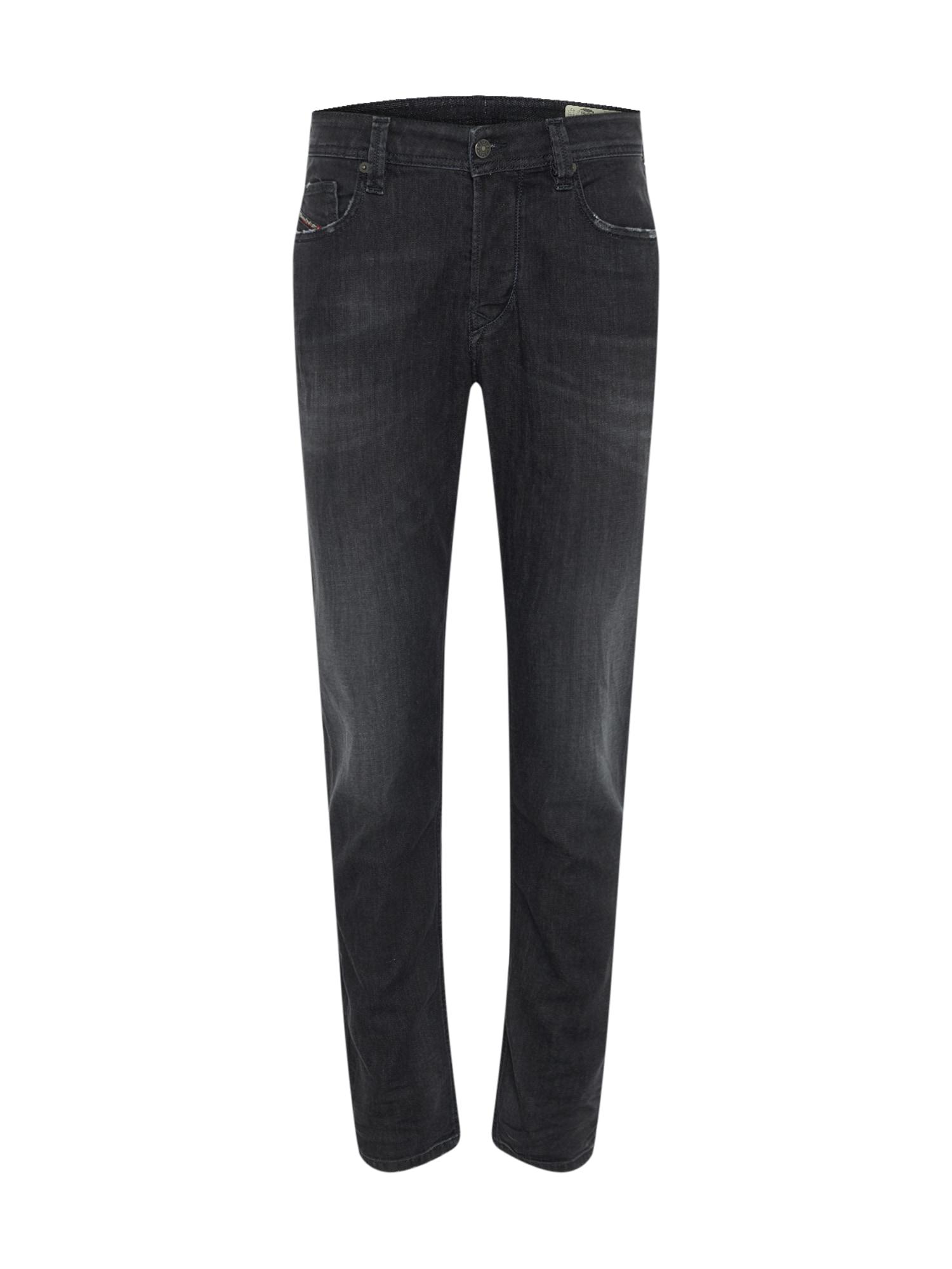 DIESEL Džinsai 'Larkee-Beex' juodo džinso spalva