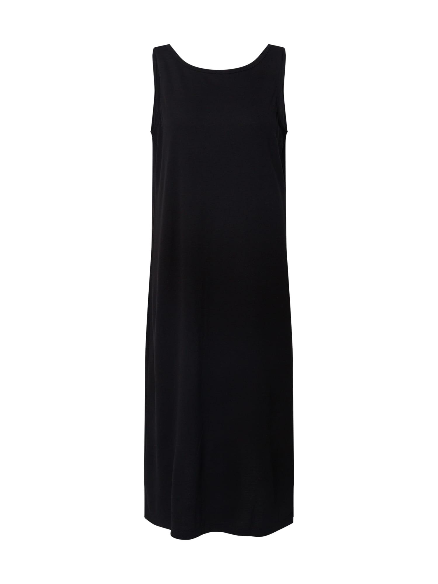 ONLY Letné šaty 'ONLSANDY'  čierna