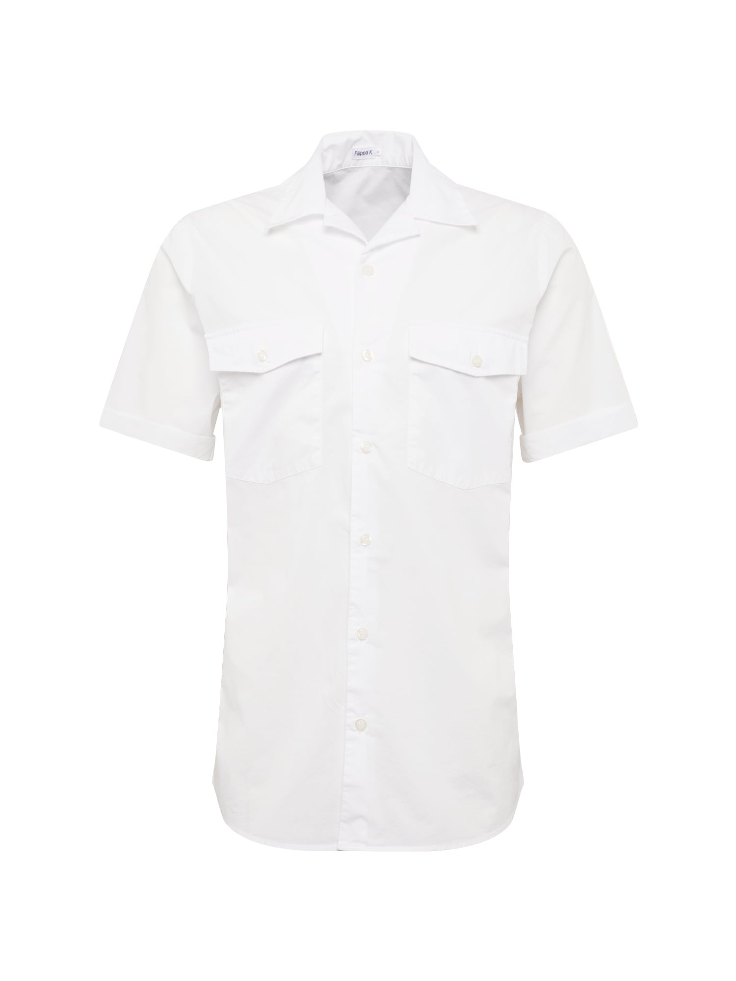 Košile M. Don Washed Poplin Shirt wit Filippa K