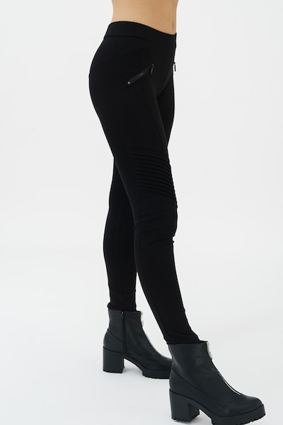 Hosen - Leggings 'Emily' › Trueprodigy › schwarz  - Onlineshop ABOUT YOU