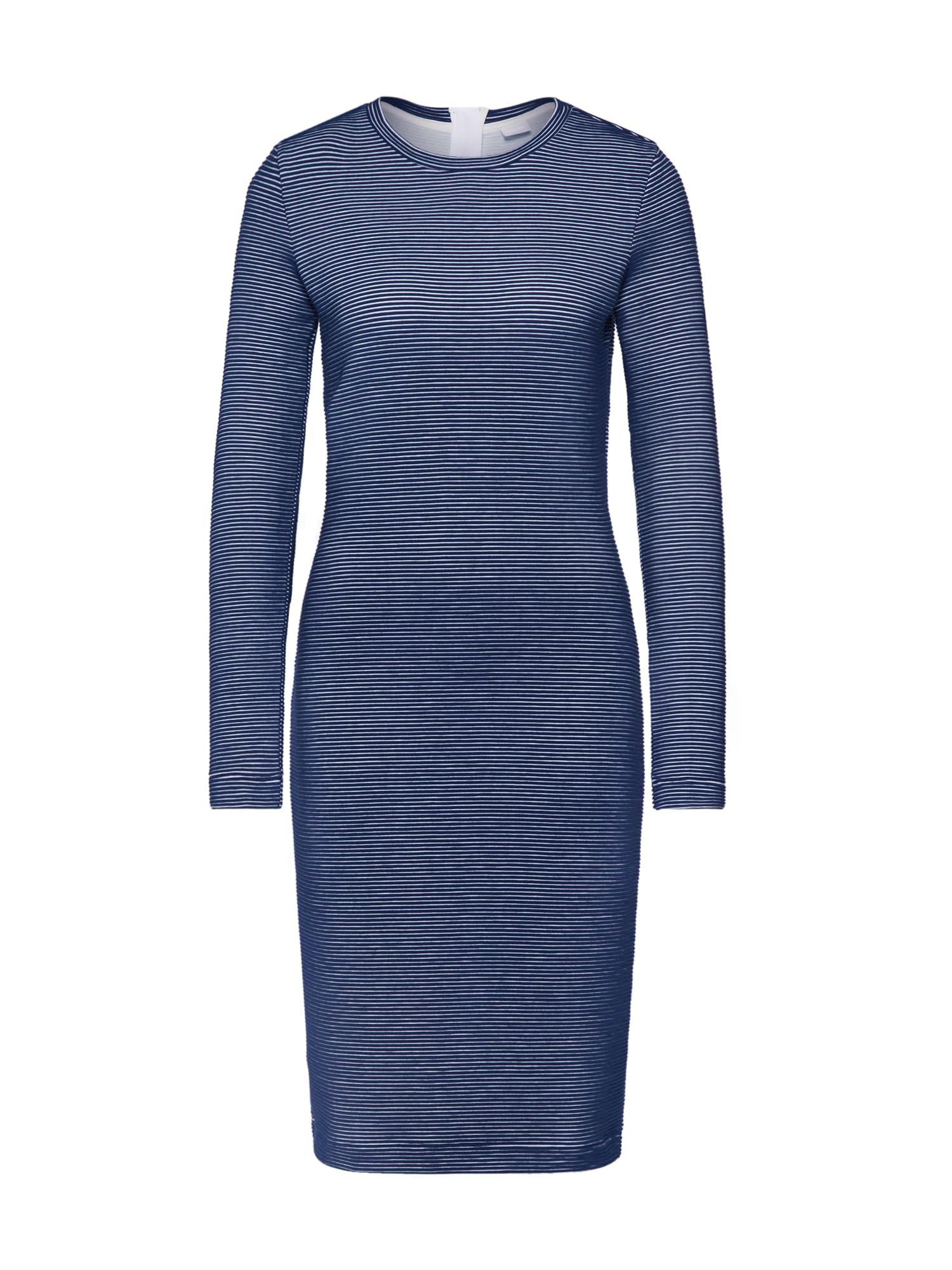 BOSS Šaty  modré