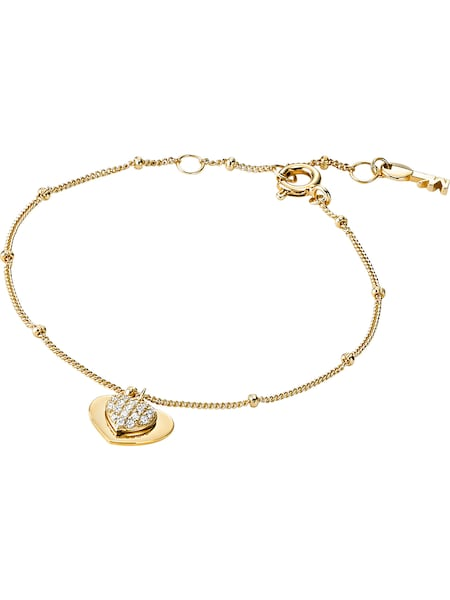 Armbaender für Frauen - Michael Kors Armband 'MKC1118AN710' gold  - Onlineshop ABOUT YOU