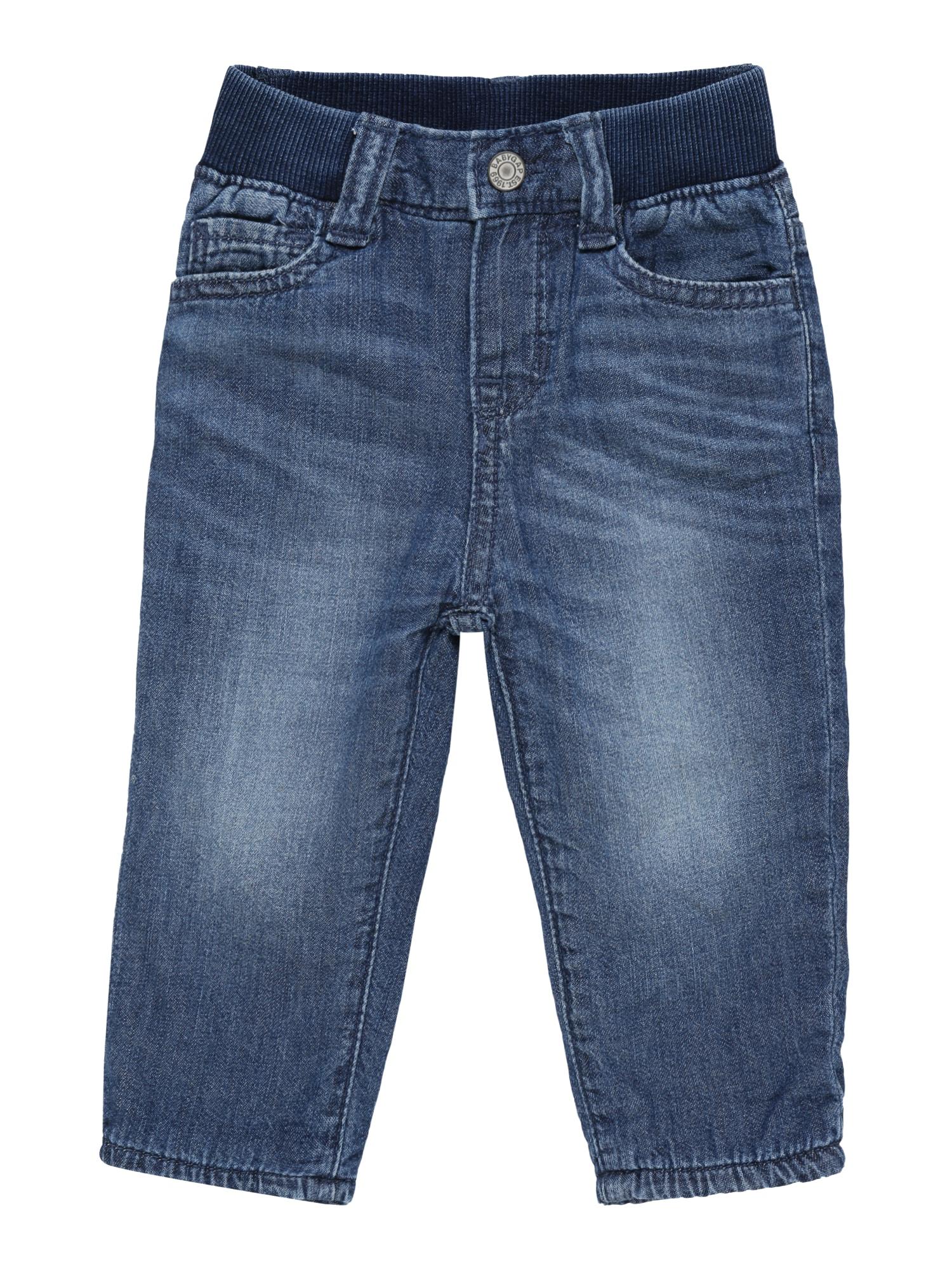 GAP Jeans 'STR8 MD MFLC'  modrá denim