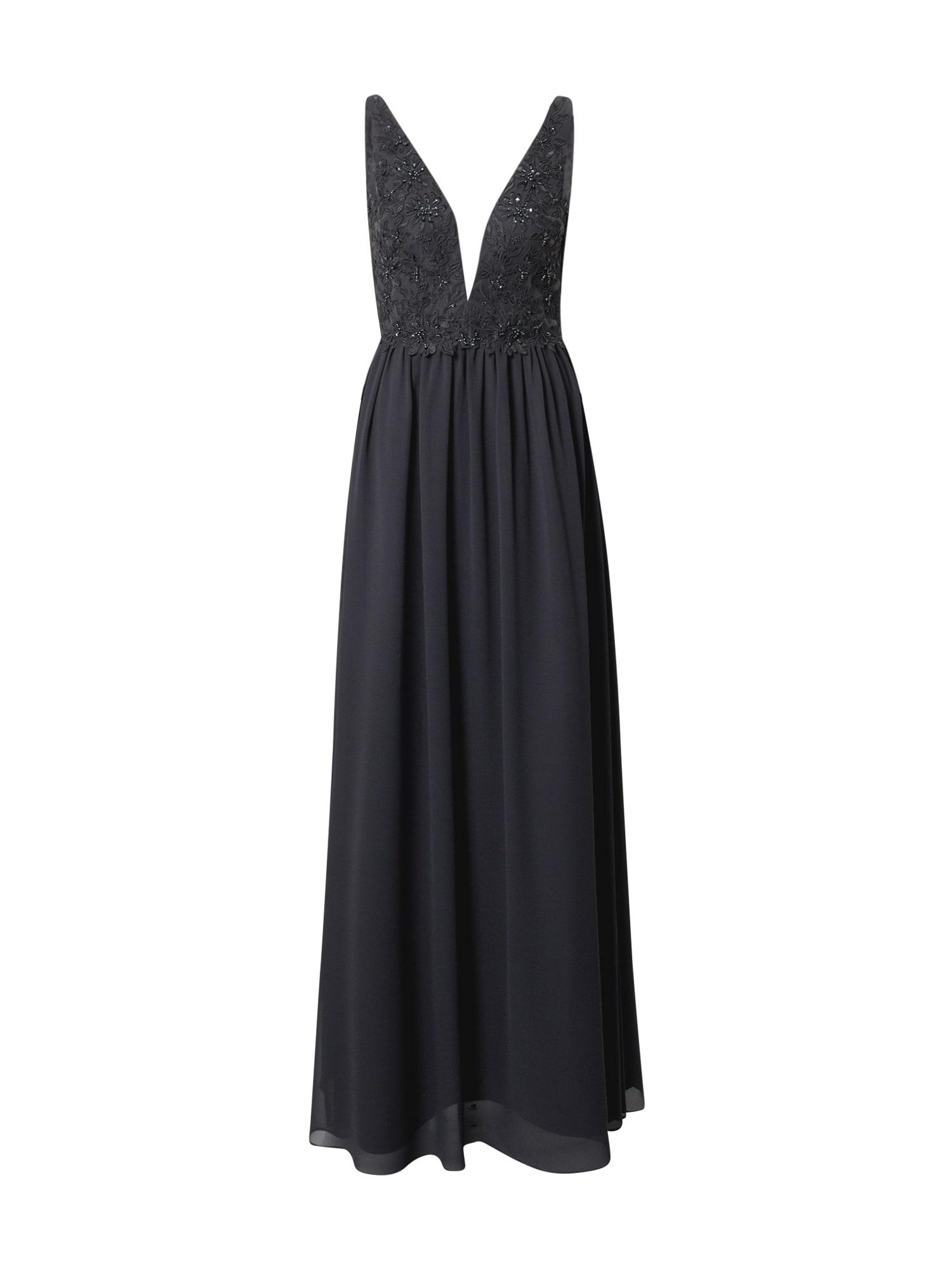 Unique Vakarinė suknelė pilka