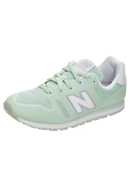 Sneakers für Frauen - New Balance Sneaker 'KD373P2Y' mint weiß  - Onlineshop ABOUT YOU