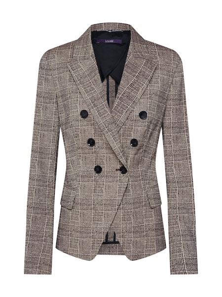 Jacken für Frauen - LAUREL Blazer '62028' braun weiß  - Onlineshop ABOUT YOU