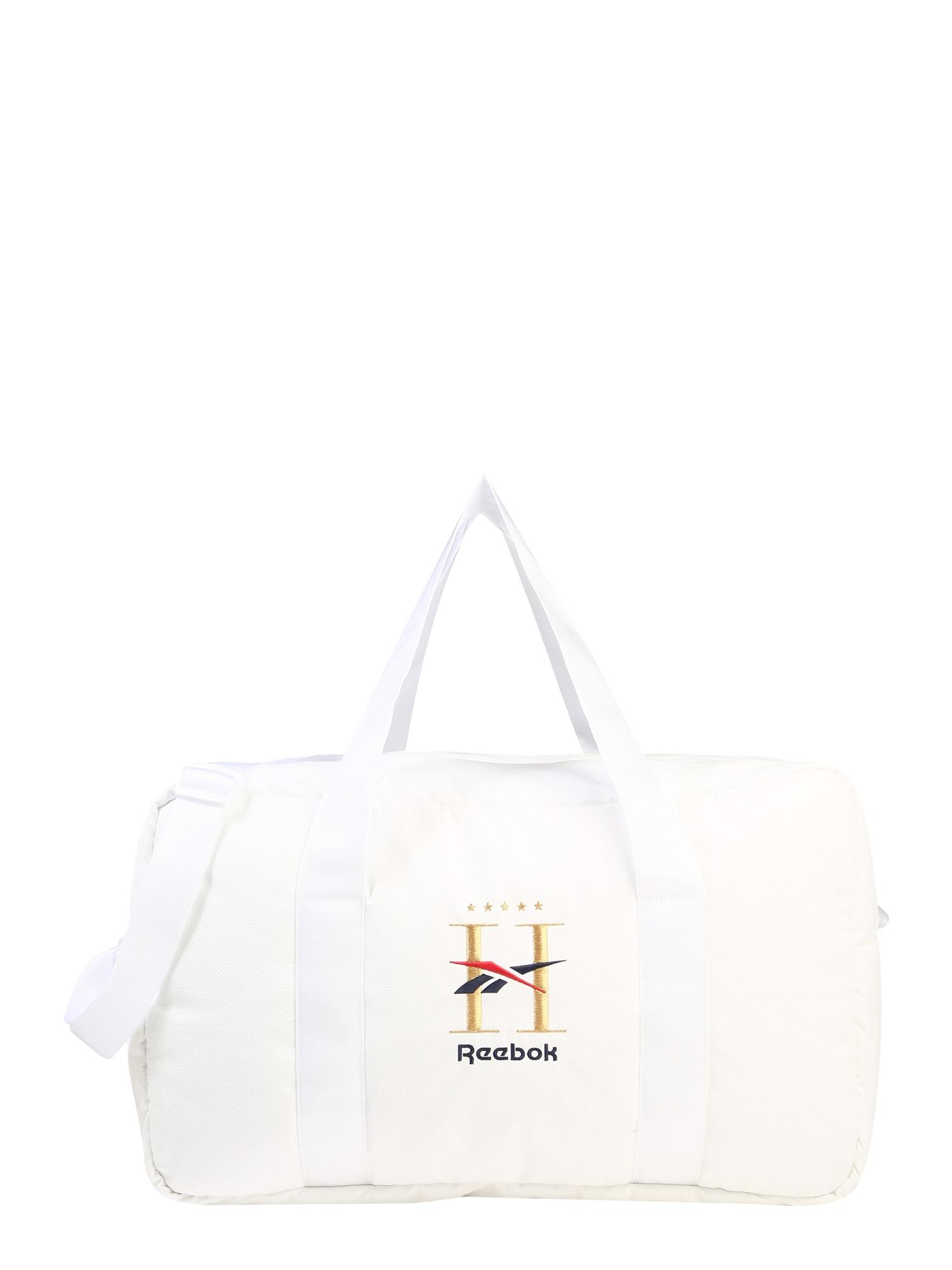 Reebok Classic Kelioninis krepšys geltona / raudona / juoda / balta