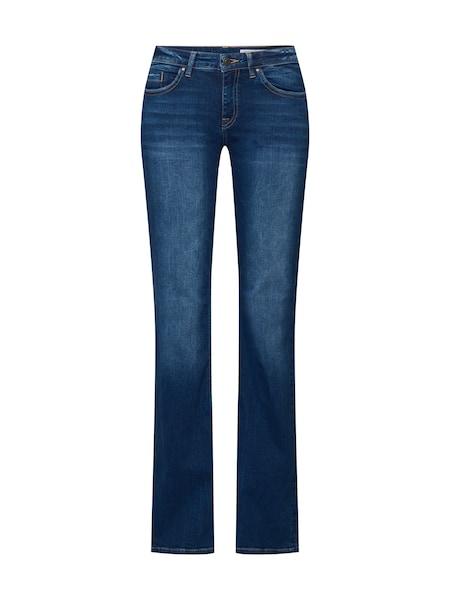 Hosen für Frauen - EDC BY ESPRIT Jeans 'MR' blue denim  - Onlineshop ABOUT YOU