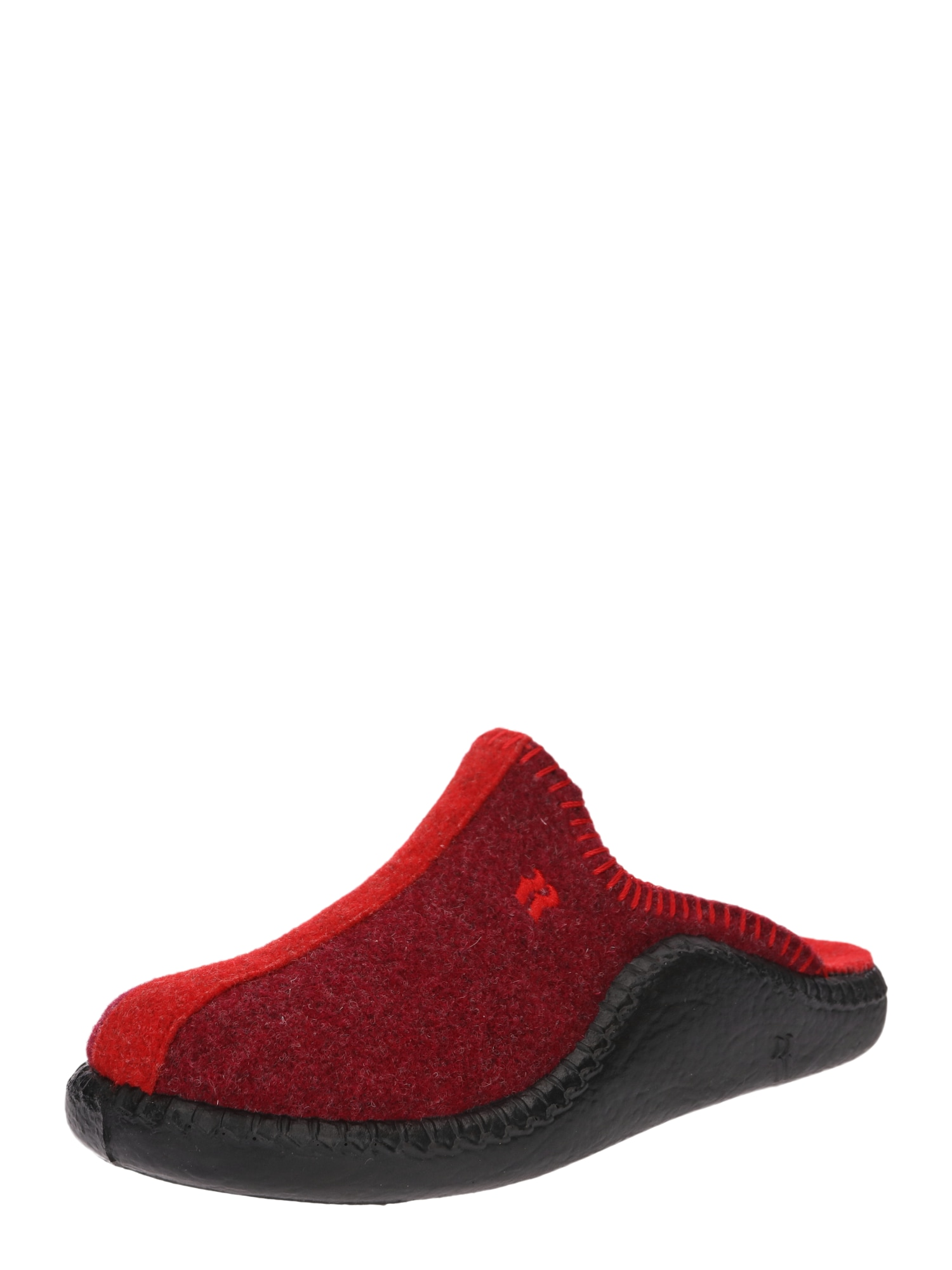 Pantofle Mokasso červená ROMIKA