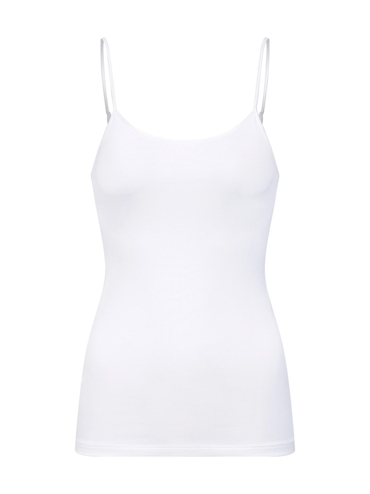 Mey Apatiniai marškinėliai balta