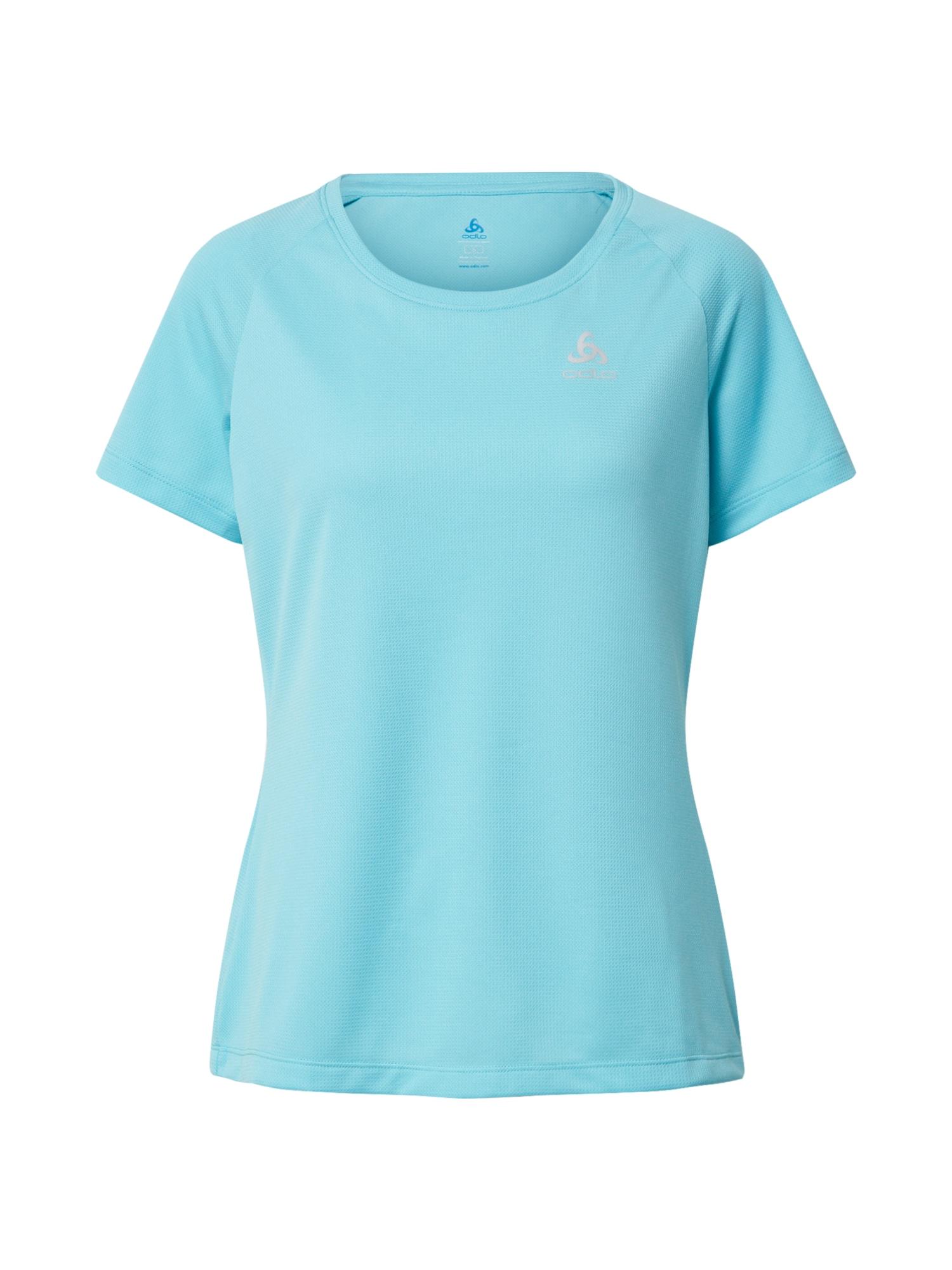 ODLO Sportiniai marškinėliai 'Element Light' mėlyna