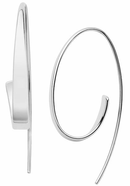 Ohrringe für Frauen - SKAGEN Ohrhaken 'KARIANA' silber  - Onlineshop ABOUT YOU