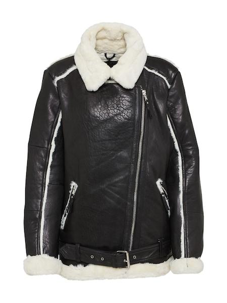 Jacken für Frauen - BE EDGY Lederjacke 'BEalexa' schwarz  - Onlineshop ABOUT YOU