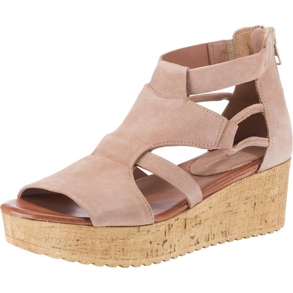 Sandalen für Frauen - JOLANA FENENA Keilsandaletten rosa  - Onlineshop ABOUT YOU
