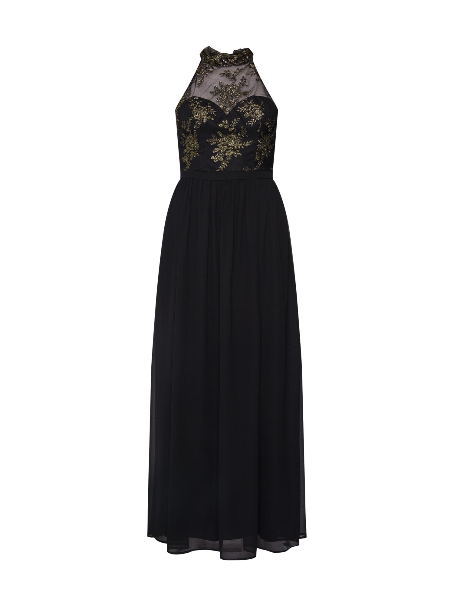 Chi Chi London Vakarinė suknelė 'Chi Chi Eutella' juoda
