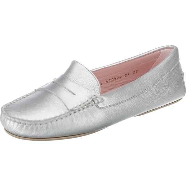Slipper für Frauen - PRETTY BALLERINAS Loafers silber  - Onlineshop ABOUT YOU