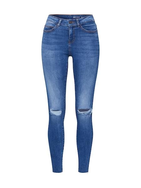 Hosen - Jeans 'LUCKI' › Noisy May › blue denim  - Onlineshop ABOUT YOU